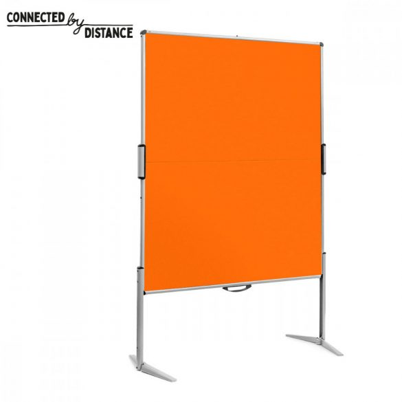 Panou Textil Neuland Pinboard EuroPin® MC :Tangerine