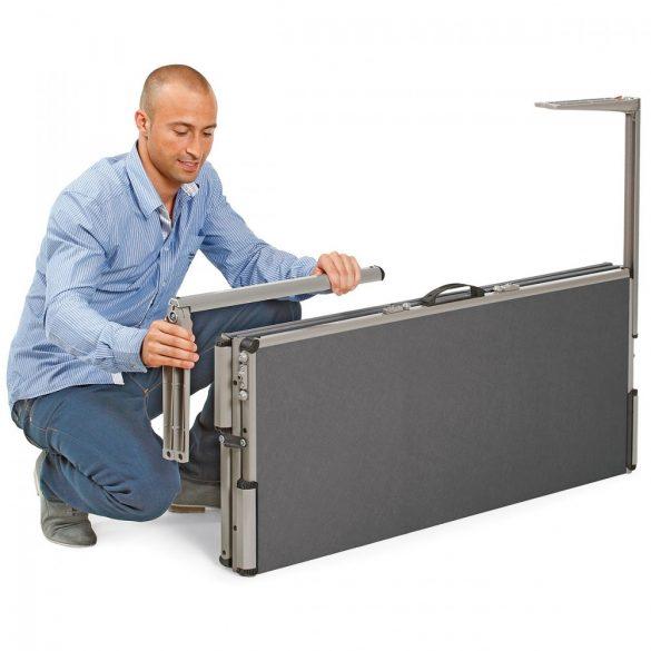 EuroPin® MC² Pinboard: grey alu/anthracite (STANDARD)