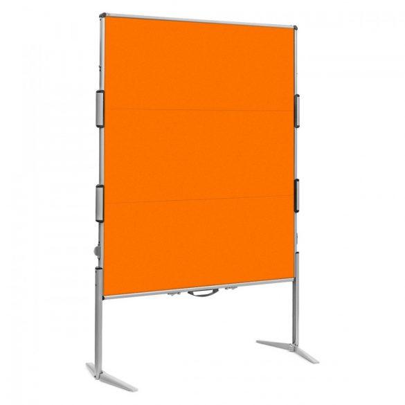 EuroPin® MC² Pinboard: tangerine felt cover