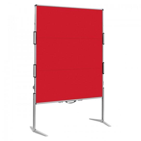 Panou Textil Neuland Pinboard EuroPin® MC², fetru Rosu Intens
