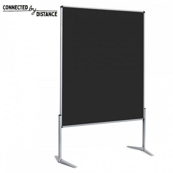 Panou Textil Non-Pliabil Pinboard  EuroPin® UT: fără fetru