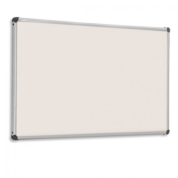 EuroPin® W, Wall pinboard 90 x 120 cm - Natural White