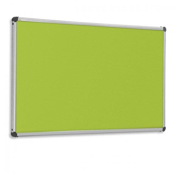 EuroPin® W, Wall pinboard 122,5 x 150 cm - Apple