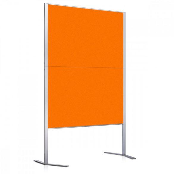 Panou Textil Pinboard LW-11E: fetru Mandarină