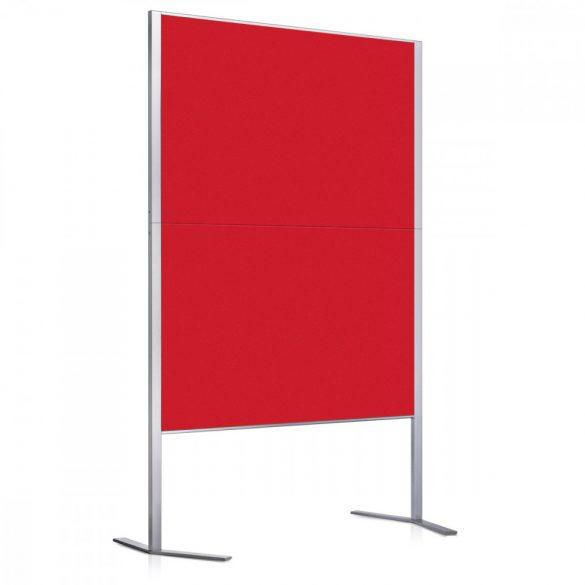 Panou Textil Pinboard LW-11E: fetru Roșu