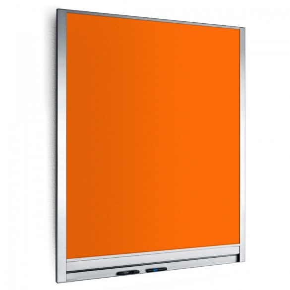 Panou Textil de Perete Neuland LW-P Wall Pinboard 82,5 x 108 cm, fetru Portocaliu