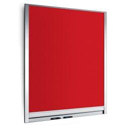 Panou Textil de Perete Neuland Pinboard LW-P, 82,5 x 108 cm - Selectie Culori Fetru