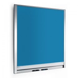 LW-P Wall Pinboard, 82,5 x 108 cm - Azure