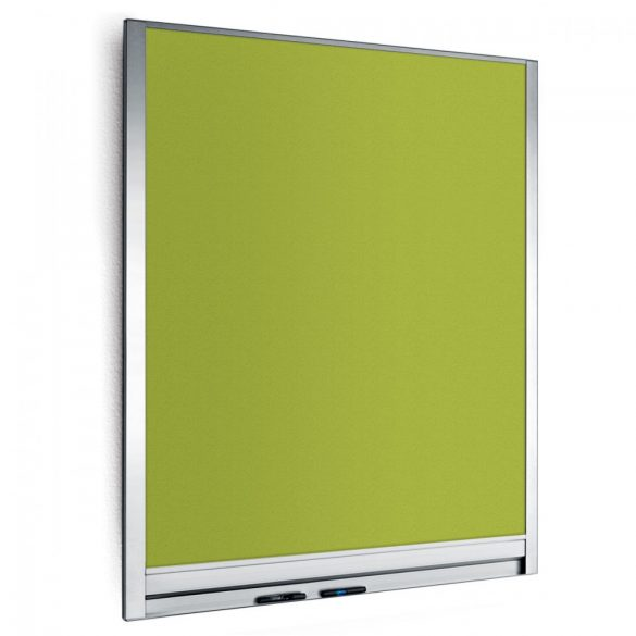LW-P Wall Pinboard, 82,5 x 108 cm - Apple