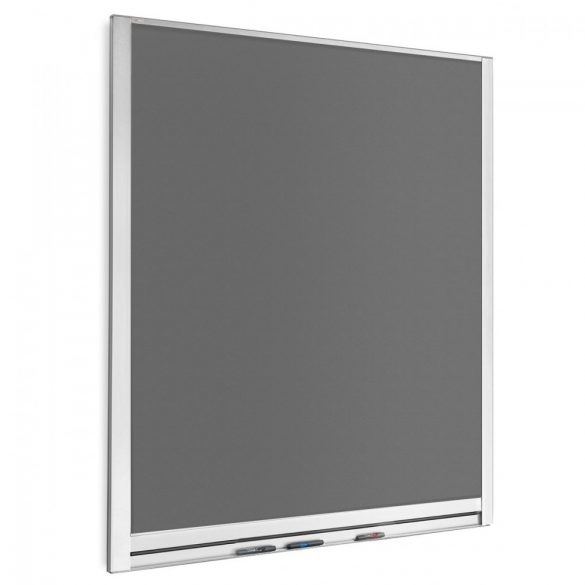 LW-P Wall Pinboard, 127,5x160 cm - Anthracite (STANDARD)