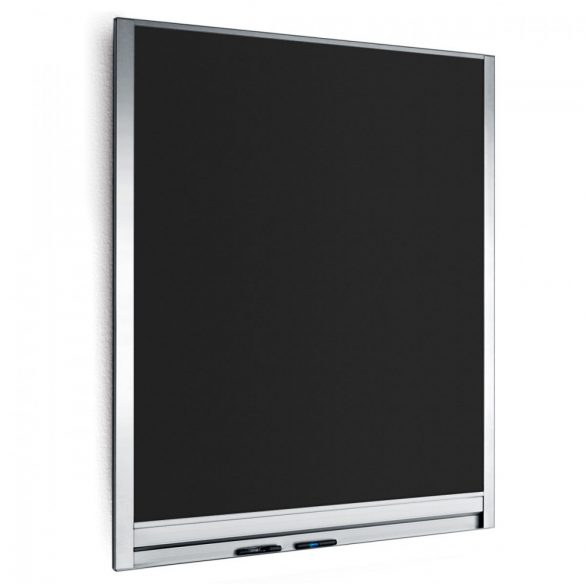 LW-P Wall Pinboard, 127,5x160 cm - Black
