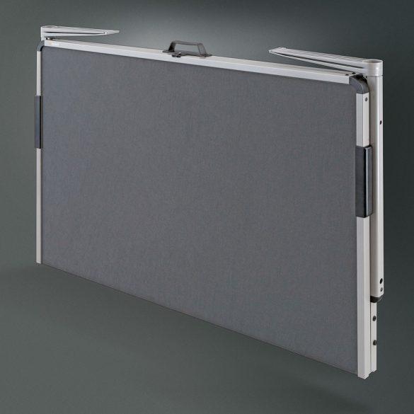 ClassicPin MC Pinboard: grey alu/anthracite (STANDARD)