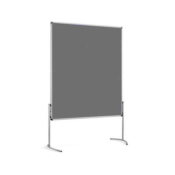 Panou Textil Pinboard Non-Pliabil NovoPin2 UT-B: fetru Antracit
