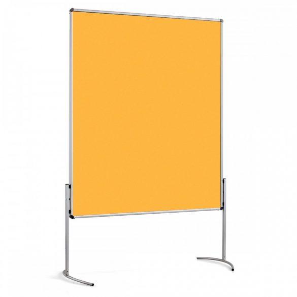 Panou Textil Pinboard Non-Pliabil Neuland NovoPin2 UT-B: fetru Galben