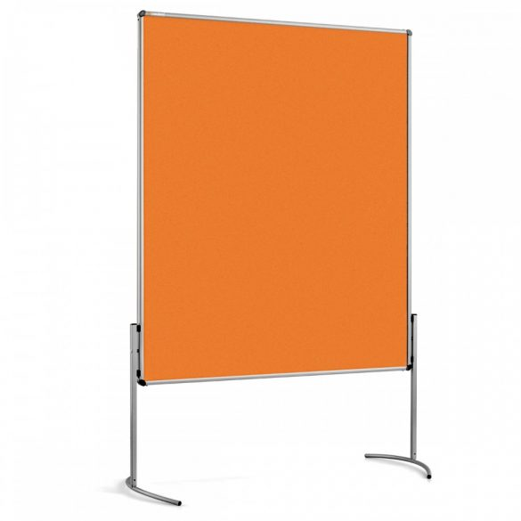 Panou Textil Pinboard Non-Pliabil Neuland NovoPin2 UT-B: fetru Portocaliu