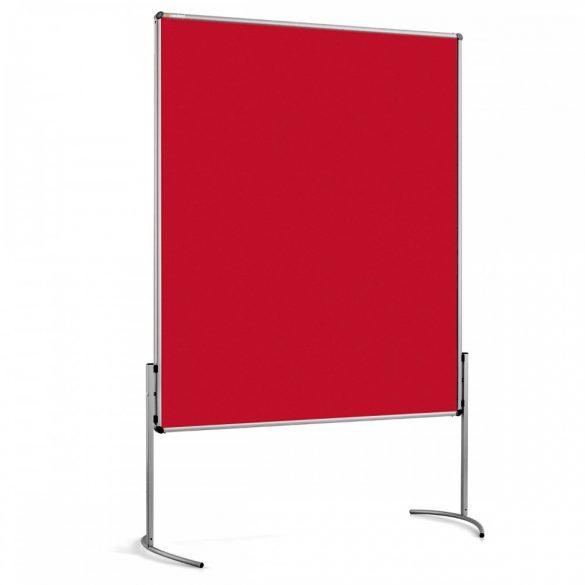 Panou Textil Pinboard Non-Pliabil Neuland NovoPin2 UT-B: fetru Rosu Inchis