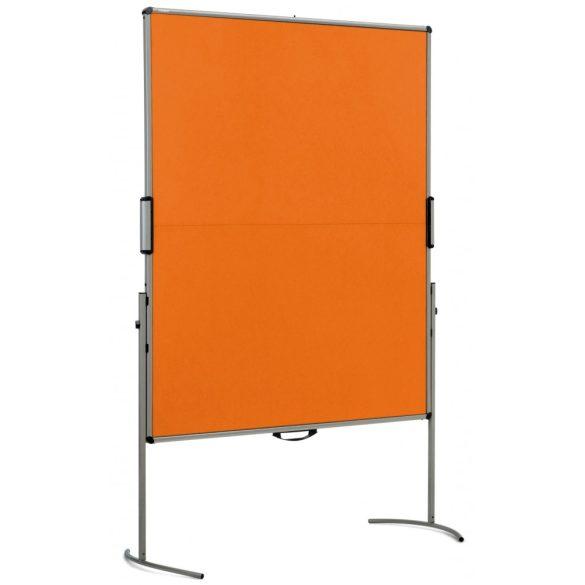 Tablă Pinboard UniPin® 2 MC-B: Fetru Mandarină