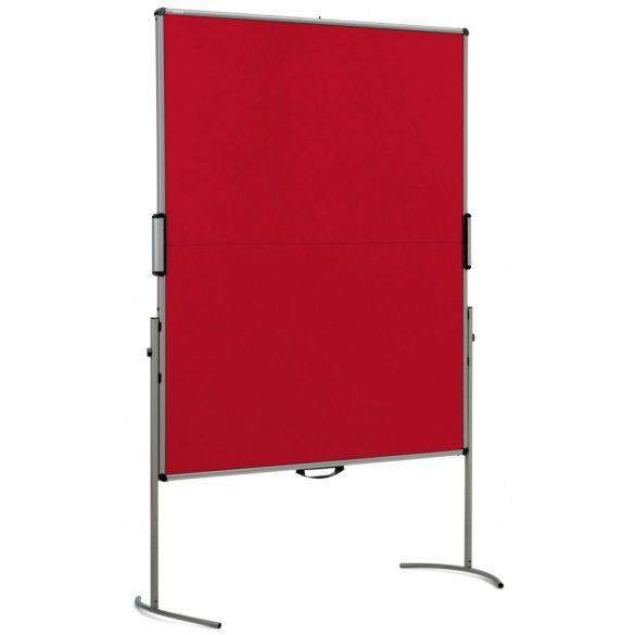Tablă Pinboard UniPin® 2 MC-B: Fetru Roșu Închis