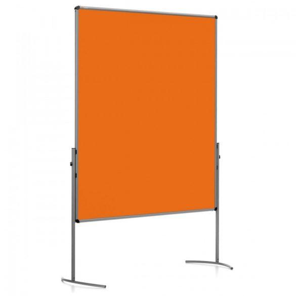 Panou Textil Pinboard UniPin® 2 UT-B: fetru Tangerine