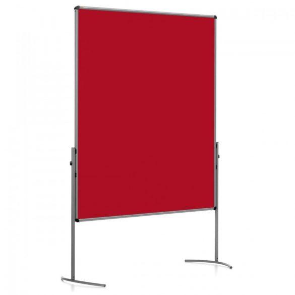 Panou Textil Pinboard Neuland UniPin® 2 UT-B: fetru Roșu Închis