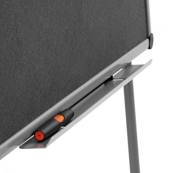 Flipchart Pinboard Neuland EuroFlip®, Fetru Alb Natur