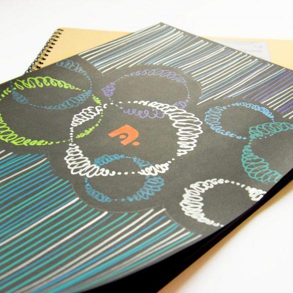 AcrylicOne FINE, round nib 1,5mm – Single Colors