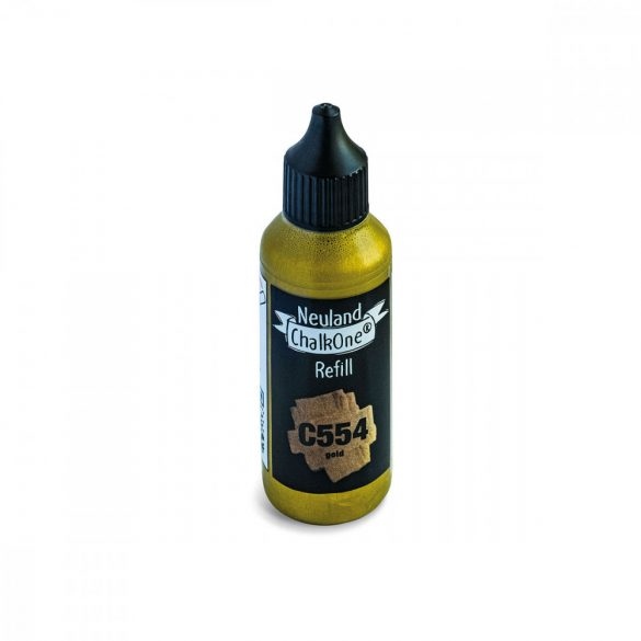 Cretă Lichidă Neuland ChalkOne® Refill - Auriu