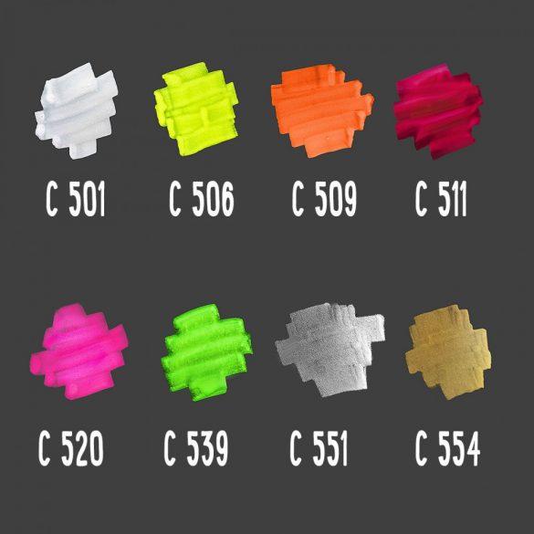 Marker cu Creta Lichida Neuland ChalkOne®, varf tesit 5-15 mm (C506) Galben