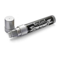 Marker cu Cretă Lichidă Neuland ChalkOne®, vârf 5-15 mm (C551) Argintiu