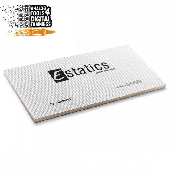 Notite electrostatice Neuland Estatics, L 20x10 cm - Transparente