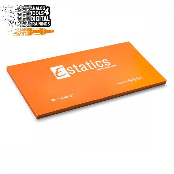 Notite electrostatice Neuland Estatics, L 20x10 cm - Portocaliu