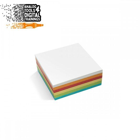 Notite Adezive,  Neuland InstaCards Stick-It InstaCards, 300 file, culori asortate
