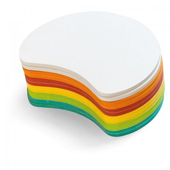 Notite Adezive, Neuland Stick-It, model Cookie, 300 file, culori asortate