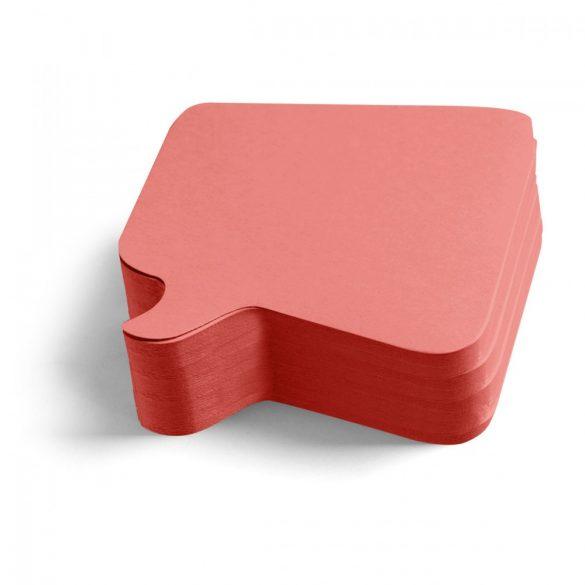 Carduri Moderare Training Neuland Pin-It, Bubble, 11 x 11 cm, 250 buc, Roșu