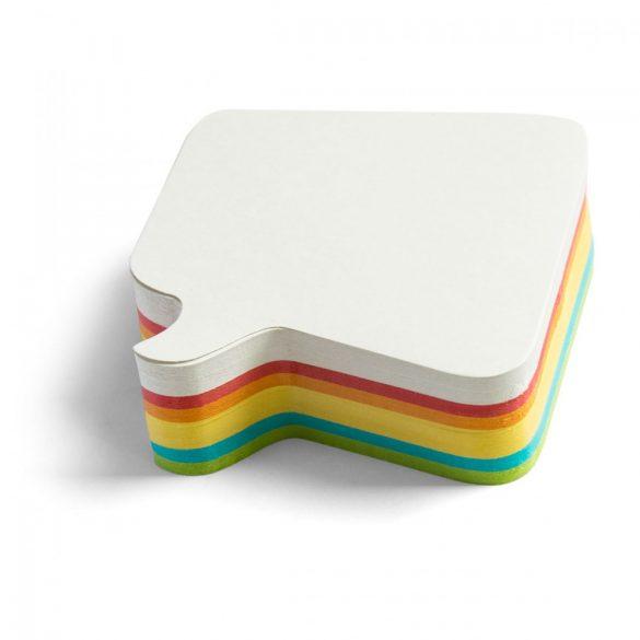 Carduri Moderare Training Neuland Pin-It, Bubble, 11 x 11 cm, 250 buc, set culori asortate