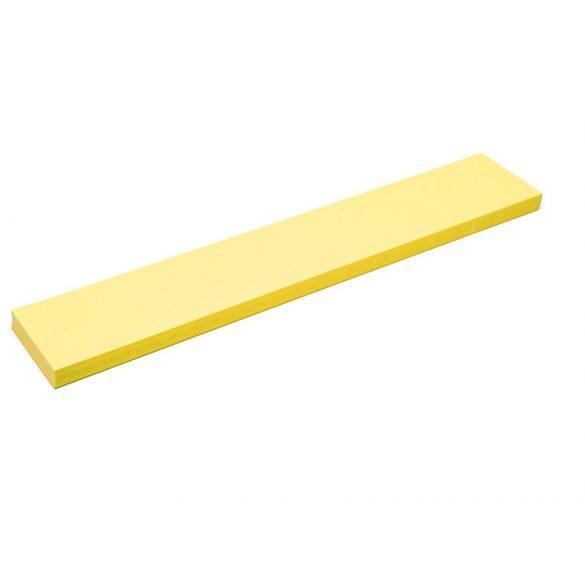 Carduri Moderare Training Neuland Pin-It, Titlu, 9,5 x 54,5 cm, 120 buc, Galben