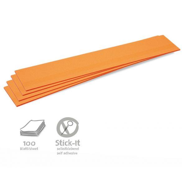 Notite Adezive, Neuland Stick-It, model Titlu, 9,5 x 54,5 cm, 100 file