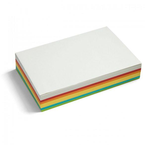 Carduri Moderare Training Neuland Pin-It, Dreptunghiulare Maxi, 14,9 x 20,7 cm, 250 buc, set culori asortate