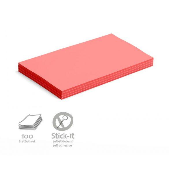 Notite adezive, Neuland Stick-It, Dreptunghiulare, Maxi, 14,9 x 20,7 cm, 100 file