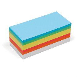 500 Notițe Pin-It, Rectangulare  - Culori Asortate