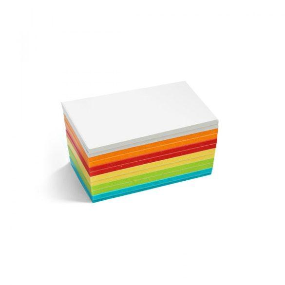 Notite Adezive, Neuland Stick It, Dreptunghiulare, Mini, 9.5 x 6 cm, 150 file, culori asortate