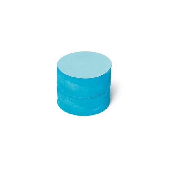 Carduri Moderare Training Neuland Pin-It, Rotunde, Mici, Ø 9,5 cm, 500 buc, Albastru