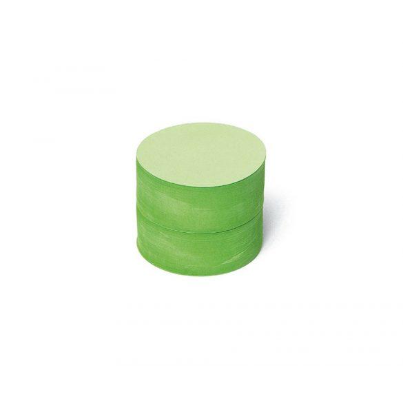 Bloc Notițe Moderare Training Neuland Pin-It, 500 file, Verde