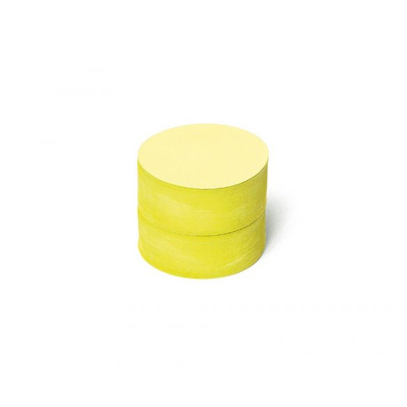 Carduri Moderare Training Neuland Pin-It, Rotunde, Mici, Ø 9,5 cm, 500 buc, Galben