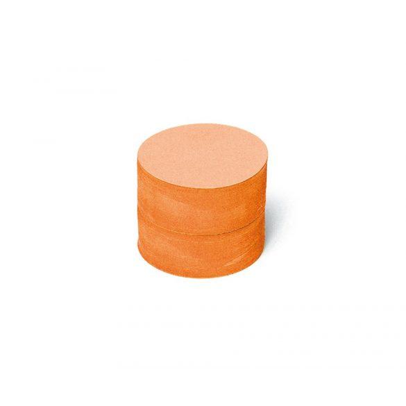 Carduri Moderare Training Neuland Pin-It, Rotunde, Mici, Ø 9,5 cm, 500 buc, Portocaliu