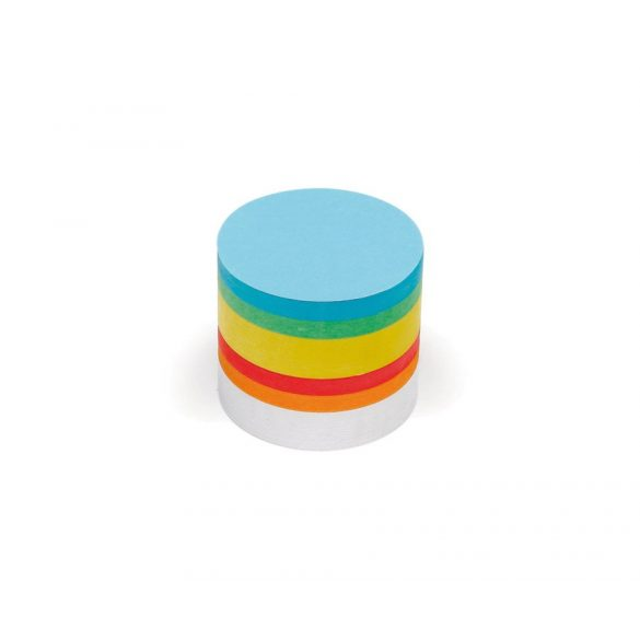 Carduri Moderare Training Neuland Pin-It, Rotunde, Mici, Ø 9,5 cm, 500 buc, set culori asortate