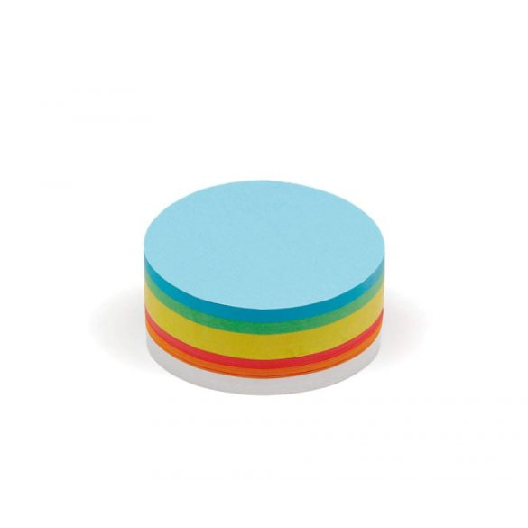 Carduri Moderare Training Neuland Pin-It, Rotunde,  Ø 14 cm, 250 buc, culori asortate