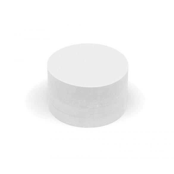 Carduri Moderare Training Neuland Pin-It, Rotunde, Medii, Ø 14 cm, 500 buc, Alb