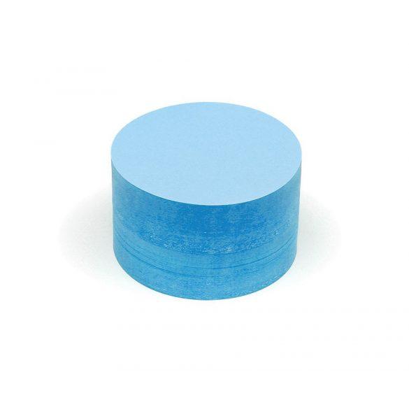 Carduri Moderare Training Neuland Pin-It, Rotunde, Medii, Ø 14 cm, 500 buc, Albastru