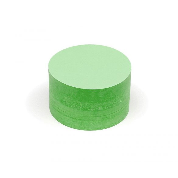 Carduri Moderare Training Neuland Pin-It, Rotunde, Medii, Ø 14 cm, 500 buc,  Verde